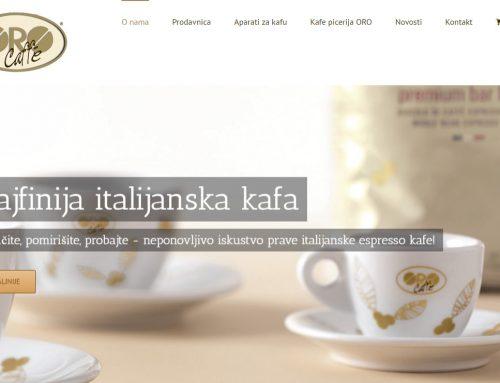 Novi sajt za sve ljubitelje kafe!